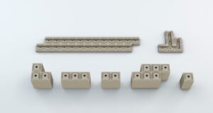Modular Composition System (MAS) invented by PolyCare Research Technology GmbH & Co. KG. All Rights reserved.